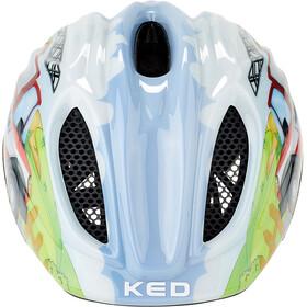 KED Meggy II Trend Casco Bambino, colorato